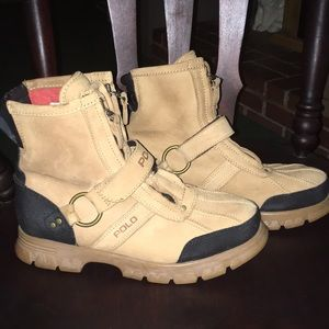 Other - Polo Ralph Lauren Boots GUC